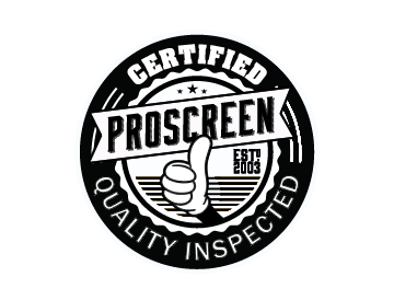 Print quality guaranteed and inspected